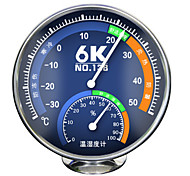 6K-138 Thermometer Wall Mounted High - Precision Hygrometer