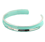 Bracelet Bangles Sterling Silver Daily Jewelry Gift Silver,1pc