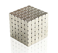 Linlinzz Children's DIY Buckyball Square Magnetic Stainless Steel Cube Magnetic Sculptures Cube Healing Toys- 5mm