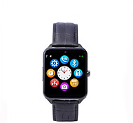 Bluetooth  Smart Watch Stainless Steel Smartwatch Support SIM TF Card Camera Call SMS Remind Wristwatch For IOS Android