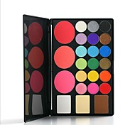 24 Eyeshadow Palette Dry Eyeshadow palette Pressed powder Daily Makeup