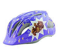FTIIER Kids Cartoon Road Cycling Helmet Children's Safety Bicycle Helmet Cycling Helmet Child Ciclismo Bike Equipment Helmet