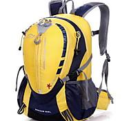 30 L Походные рюкзаки Путешествия Вещевой рюкзак Портплед Спорт в свободное время Путешествия Бег Водонепроницаемость Влагонепроницаемый