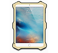 Per Acqua / Dirt / Shock Proof Custodia Integrale Custodia Tinta unita Resistente Metallo Apple iPad Mini 4 / iPad Mini 3/2/1