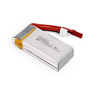 7.4V 1200mAh 30C 803063 JST Plug RC Quadcopter Battery for MJX X101/JJRC/H16