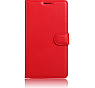 For 360 Q5 Q5Plus Card Holder / With Stand / Flip Case Full Body Case Solid Color Hard PU Leather for 360 F4  N4