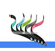 B17 Smart-Armband / AktivitätenTrackerWasserdicht / Verbrannte Kalorien / Schrittzähler / Übungs Tabelle / Herzschlagmonitor / Wecker /