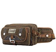 10 L Belt Pouch/Belt Bag Breathable Coffee