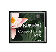 Kingston CF Cards 4GB Compact Flash Card 133X High-speed SLR Camera Memory Cards