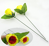 Rose discoloration Magic Prop Novelty Toy