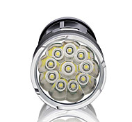 T6Ten  Lights Outdoor Camping Hunting Daily Carrying Light Exploration Shot LED Flashlight