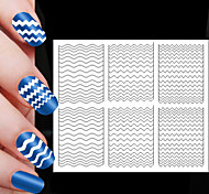88PCS Different Sizes Professional Making Pattern Nail Art Tool #03