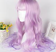 Lolita Wigs Sweet Lolita Lolita Curly Pink Lolita Wig 65 CM Cosplay Wigs Wig For Women