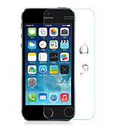 Ultra sottile HD trasparente a prova di esplosione Vetro temperato Screen Protector per iPhone 5/5S/5C