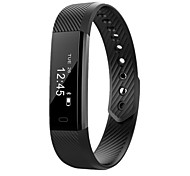 Smart Band Bluetooth 4.0 Pedometer Bracelet Call Remind Wristband Fitness Tracker Li-polymer Battery 50mAh rain proof