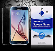 HD Screen Protector with Dust-Absorber for Samsung Galaxy S6 edge (1 PCS)