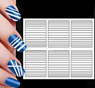 90PCS Different Sizes Professional Making Pattern Nail Art Tool #01