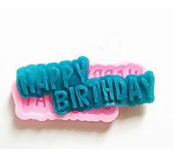 счастливые знаки рождения силиконовые формы помады торт украшение форма