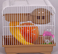 Rodents Cages Brown