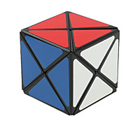 Toys Smooth Speed Cube Alien Novelty Stress Relievers Magic Cube Black ABS