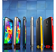 Protective TPU+PC Bumper Frame with Back Cover for Samsung Galaxy S5 i9600