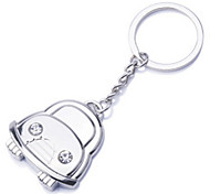 Key Chain Car Key Chain Titanium Metal