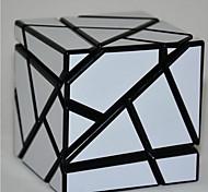/ Cubo velocidad suave 3*3*3 / Alienígena / Cubos Mágicos Marfil / Dorado Plástico