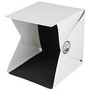 Newest Portable Mini Photo Studio Box Photography Backdrop built-in Light Photo Box