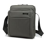 Coolbell bolsa de mensajero de 10,6 pulgadas bolsa de transporte ipad con correa ajustable para hombres cb-2026