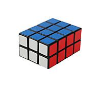 Giocattoli Smooth Cube Velocità 2*2*2 / 3*3*3 / 4*4*4 Originale Allevia lo stress / Cubi Nero Plastica