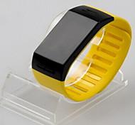 Bracelet d'ActivitéLongue Veille Calories brulées Pédomètres Enregistrement de l'activité Santé Sportif Caméra Ecran tactile Fonction