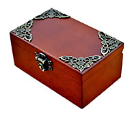 Music Box Castle in the Sky Sweet / Special / Creative Metal / Wood Brown / Coffee For Boys / For Girls