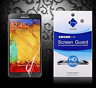 HD Screen Protector with Dust-Absorber for Samsung Galaxy Note 3 (3 PCS)