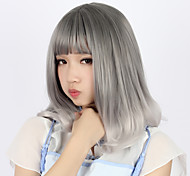 Sweet Lolita Color Gradient Lolita Wig 40cm CM Cosplay Wigs Wig For