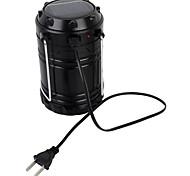 Luci Lanterne e lampade da tenda LED 10 Lumens 10 Modo LED Batteria al litio Compatta EmergenzaCampeggio/Escursionismo/Speleologia Uso