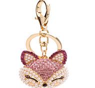 Key Chain Key Chain / Diamond Pink Metal
