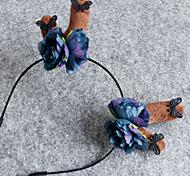 Головные уборы Вдохновлен Косплей Косплей Аниме Косплэй аксессуары Головные уборы Нетканая ткань Детские Мужской Женский