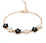 Bracelet Chain Bracelet Alloy Others Friendship Gift / Daily / Casual Jewelry Gift Silver,1pc