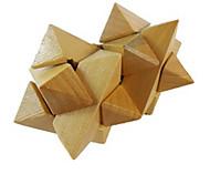 Kong Ming Lock- Spielzeuge Holz Beige Für Jungen Für Mädchen 5 bis 7 Jahre 8 bis 13 Jahre 14 Jahre & mehr