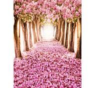 цветок дерево фон фото студия фотографии задники 5x7ft