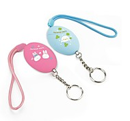 Lovely Emergency Personal Alarm/Keychain -Elderly/Kids Tracker Self Defense Electronic Device With 130 DB Perfect For kids Elderly