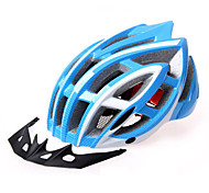 Unisex Bike Helmet N/A Vents Cycling Cycling / Mountain Cycling / Road Cycling / Recreational Cycling One Size EPS+EPU Pink / Blue