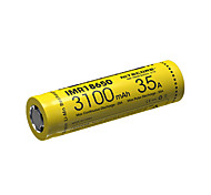 NITECORE IMR18650 3100MAH 35A Li-ion Rechargeable Battery