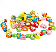 Stress Relievers Educational Toy Circular Sphere Cylindrical Wood Boys' Girls'