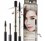 1Pcs New Automatic Eyebrow Enhancer 100% Sweat & Waterproof Eyebrow Pencil 3 Colors Eye Brow Paint Brand Makeup Cosmetics