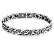 Damen Ketten- & Glieder-Armbänder Stahl Schmuck Silber Schmuck Für Normal 1 Stück