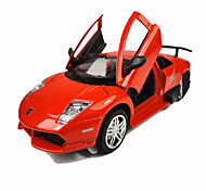 Toys Car Toys Metal Red Black Leisure Hobby