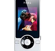 Aigo MP3/MP4 MP3 WMA WAV FLAC APE Batería li-ion recargable