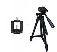 ismartdigi i3120-Б.К. мобильный стенд 4-секция штатив камеры для всех d.camera v.camera mobilesamsung iphone HTC Lg сони Nokia ... черный