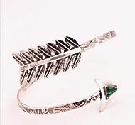 Women's Body Jewelry Arm Cuff/Arm bands Gemstone Alloy Statement Jewelry Fashion Jewelry Daily Casual Sports